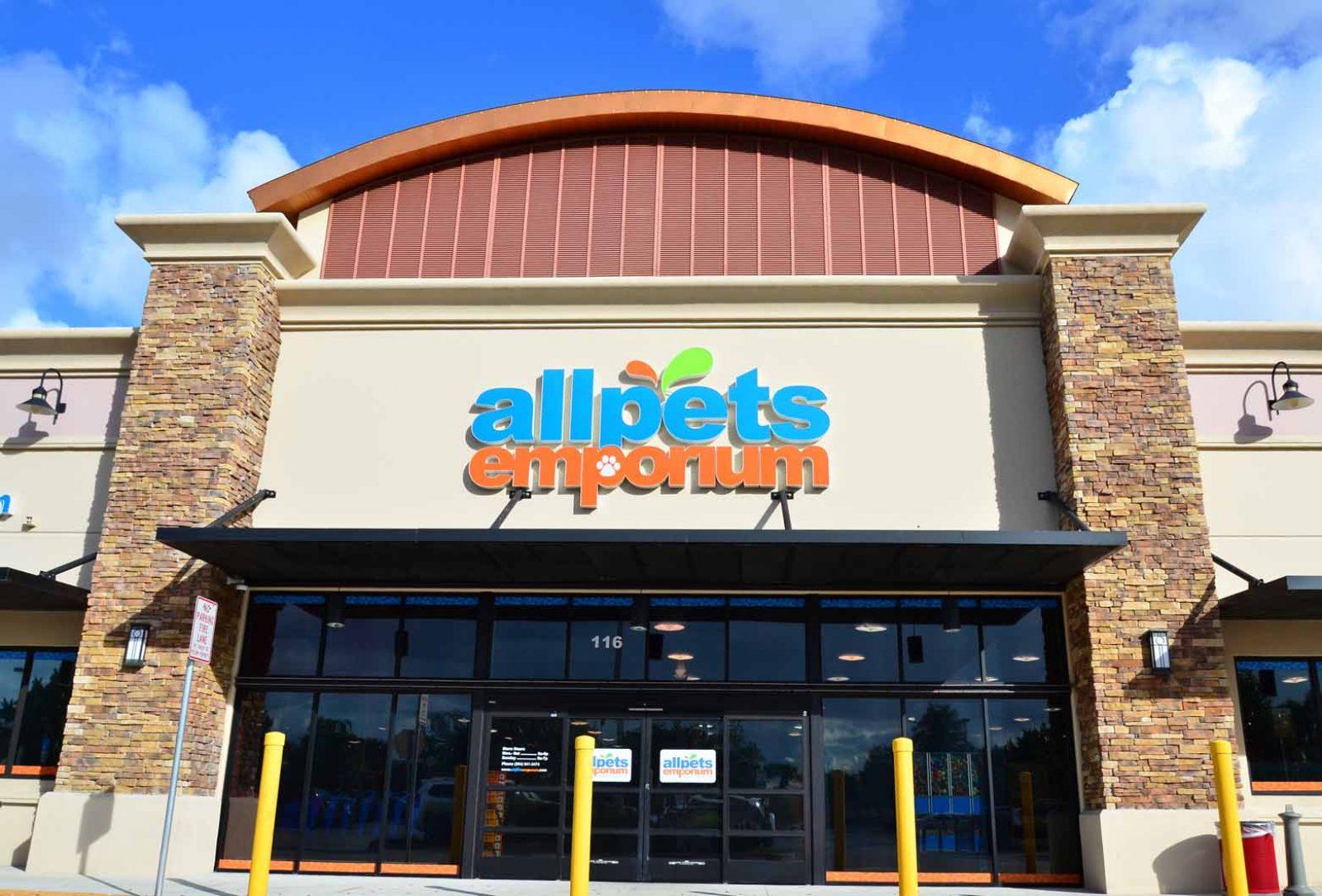 AllPetss_exterior